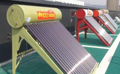 太阳能热水器不上水是什么原因