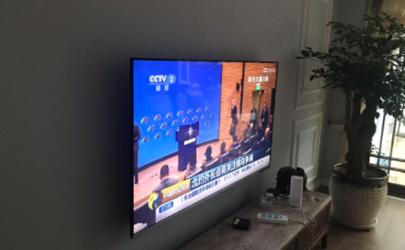 客厅液晶电视一般应该挂多高