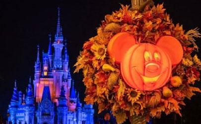 2021年上海迪士尼乐园万圣节夜场几点开始