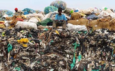 卖洋垃圾衣服违法吗