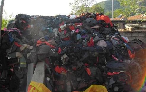 旧衣服回收项目靠谱吗2