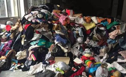旧衣服回收项目靠谱吗