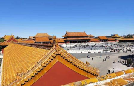 故宫国庆节周一闭馆吗20213