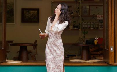 旗袍可以用洗衣机洗吗