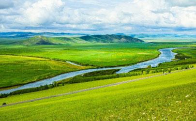 2022五一内蒙古草原绿了吗