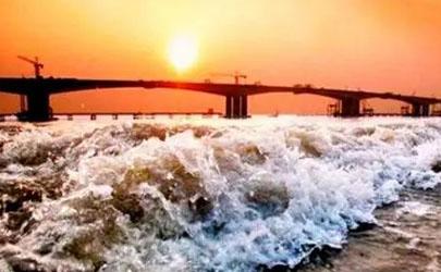 今年钱塘江大潮最佳观赏时间是哪一天2022
