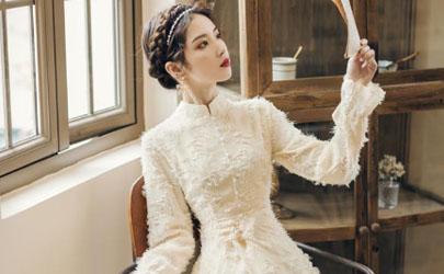 旗袍掉色可以修吗