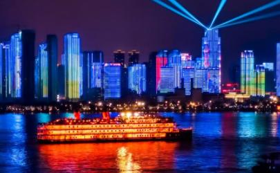 国庆武汉长江灯光秀每天都有吗2021