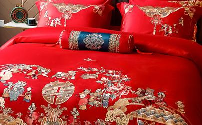 大红色被套是不是影响睡眠