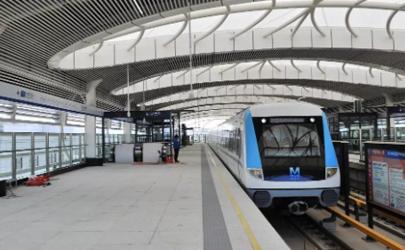 武汉地铁国庆节最晚几点收班2021