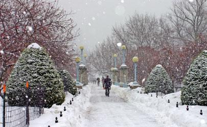 2022年北京除夕当天会下雪吗