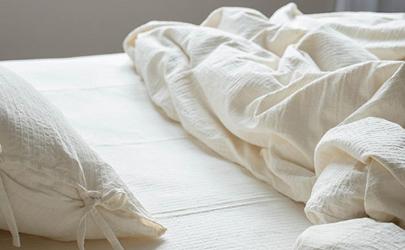 双层纱四件套适合什么季节用