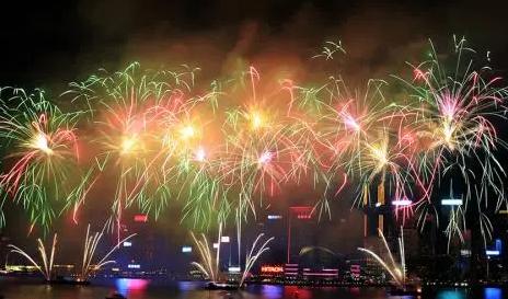 2022年除夕北京哪里看烟花3