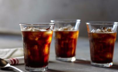 速溶咖啡怎么做冰的