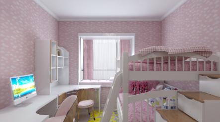 儿童房用什么颜色的漆好1