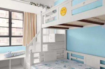 儿童房用什么颜色的漆好2