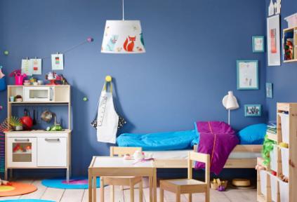儿童房间的灯用多少瓦2