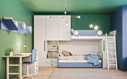 儿童房的灯装多大合适1