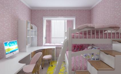 小房间怎么设计儿童房1
