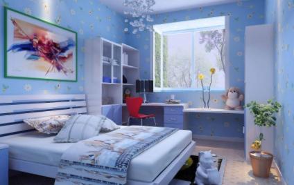 小房间怎么设计儿童房2