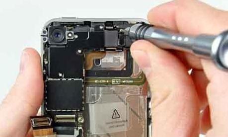 修手机没修好反而出现其它问题2