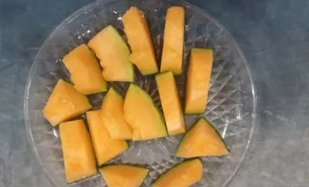 哈密瓜瓤软了有汁还能吃吗3