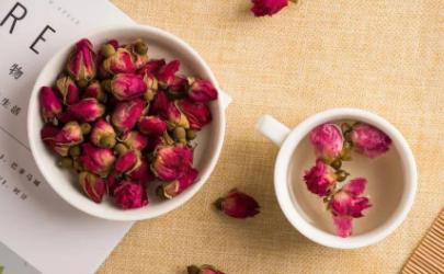 玫瑰花茶适合多少度水温
