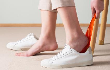 扁平足穿鞋不舒服怎么办2