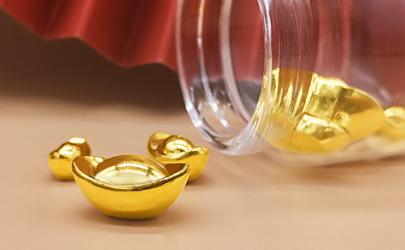 一口价黄金按克回收合理吗