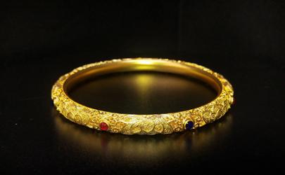 一口价黄金比一克黄金贵多少