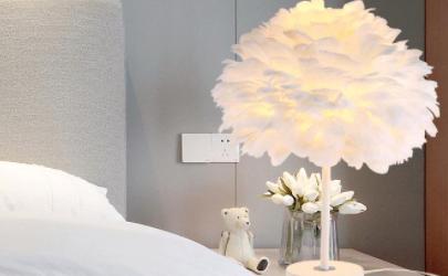 卧室床头灯多高合适