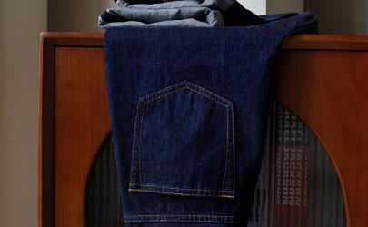 丹宁裤会越洗越软吗