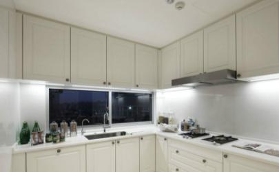 厨房吊柜高度离地多少