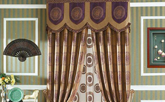 中式窗帘怎么选 中式窗帘颜色搭配技巧