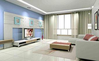 卧室电视机多大合适 客厅沙发到电视的距离多少合适